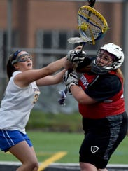 Kennard Dale's Maddie Day puts the pressure on Susquehannock'