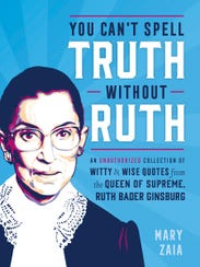 """""""You Can't Spell Truth Without Ruth"""" by Mary Zaia."""