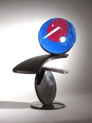 Work by Herb Babcock will be featured at the Michigan