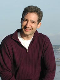 Columbia University math and physics professor Brian Greene.