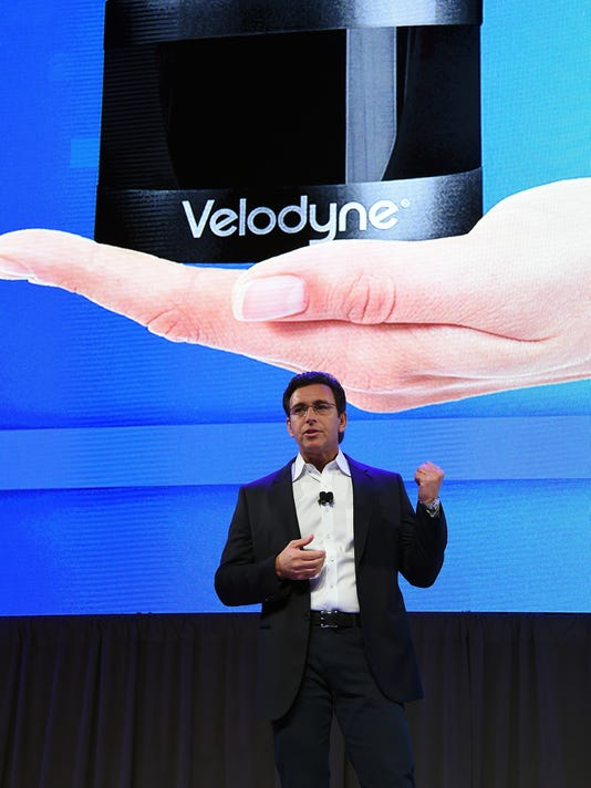 Mark Fields at CES 2016