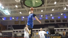 LaMelo Ball's team gets into fight during rout