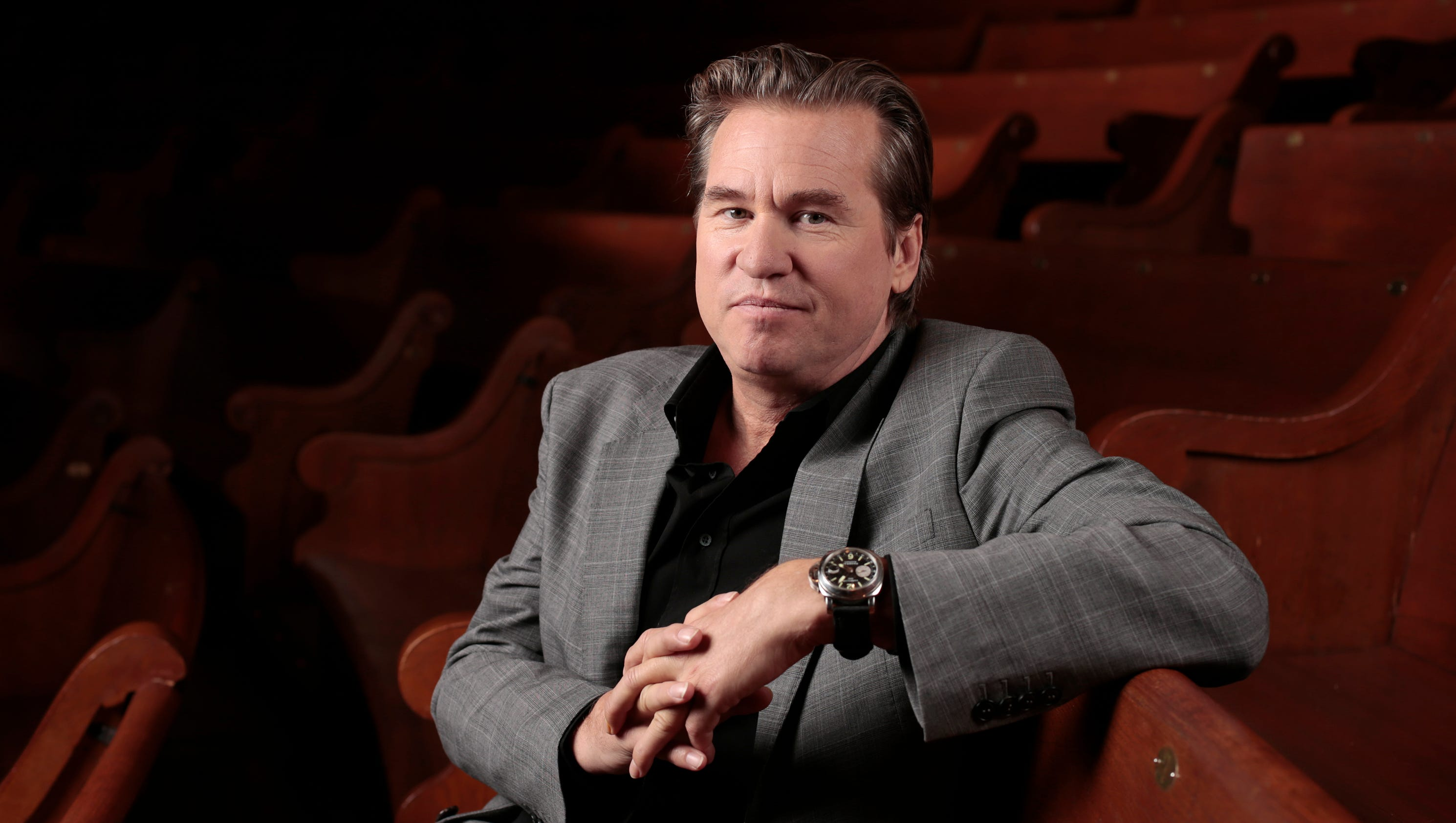 val kilmer reflects on life before his cancer   u0026 39 i was too serious u0026 39