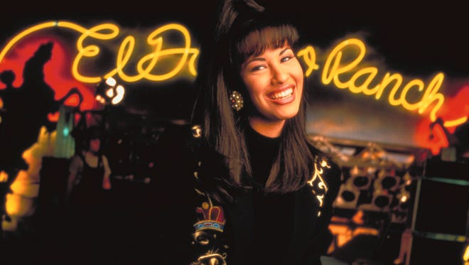 Singer Selena inside nightclub in 1994.