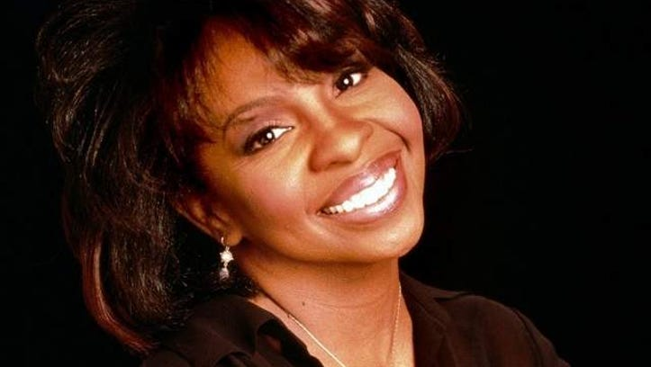 What is singer Gladys Knight doing in Asheville Monday?