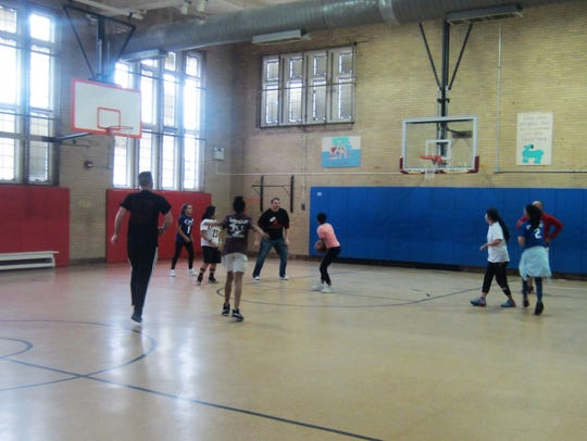 The Physical Education Department at Landis Intermediate
