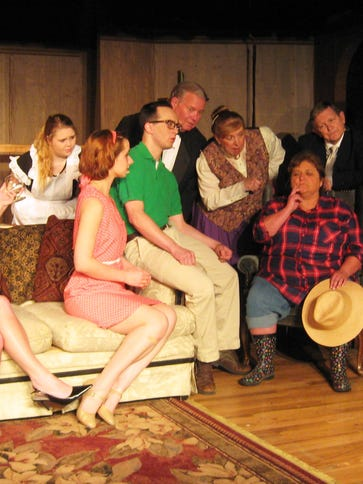 Twin Lakes Playhouse opens 'Out of Sight, Out of Mind'