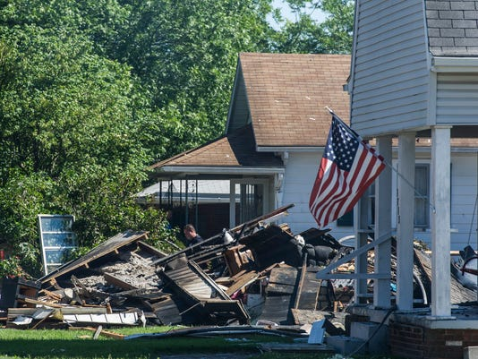 House Explosion 09
