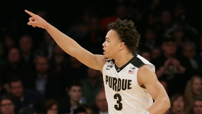 Purdue junior guard Carsen Edwards is all over preseason All-American lists.