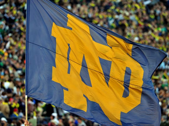 2014-3-28 notre dame football