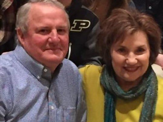 Anniversaries: Jack Roberts & Jeanie Roberts
