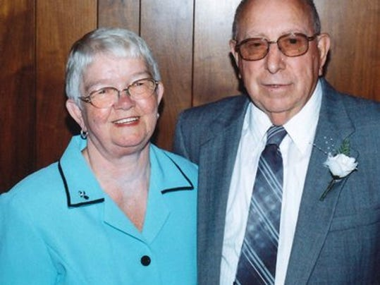 Anniversaries: Richard (Dick) Bramer & Judith (Judy) Bramer