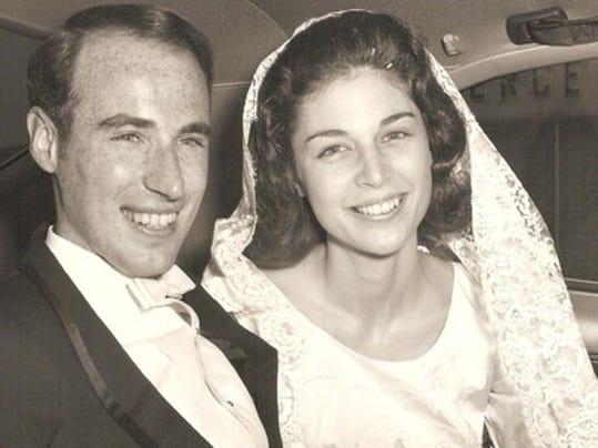 Anniversaries: Kathy Sammon & Jim Sammon