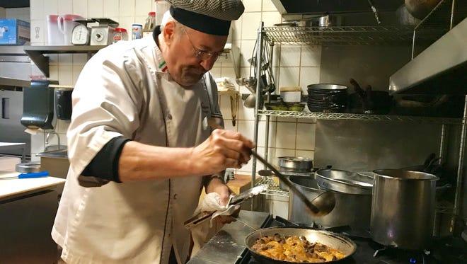 Chef Dario Zuljani opened Ariani in 1989 with his wife, Alice.