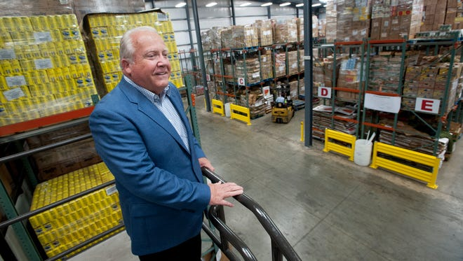 Richard A. Deem is CEO at the Montgomery Area Food Bank.