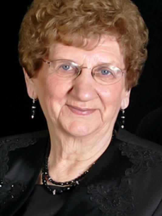 Birthdays: Mary Glanzer