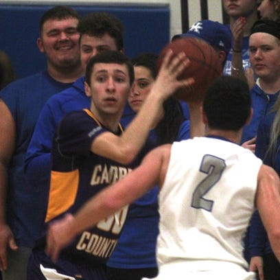 Campbell Co. takes down Scott in district clash