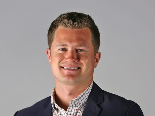 Indianapolis Star sports reporter Zak Keefer.  Tuesday,