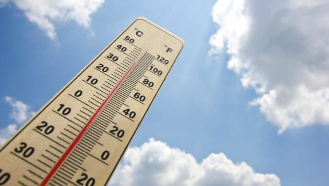 An 18-month-old child was rescued from a hot car in South Brunswick.