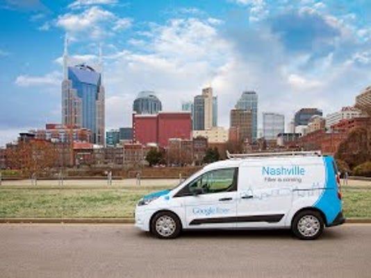 Nashville FiberVan