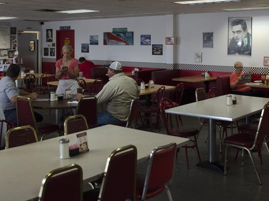 Madison Street Retro Diner is one of the most popular local restaurants on Muncie's south side.