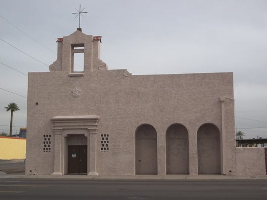 St. Pius X Catholic Church, 809 S. Seventh Ave., Phoenix,