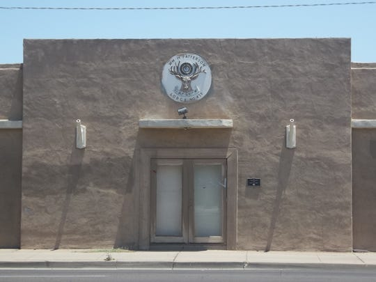 The William H. Patterson Elks Lodge No. 477, 1007 S.