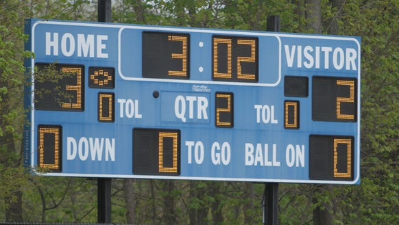 Week 4 High School Football Scoreboard, Sept. 23-25