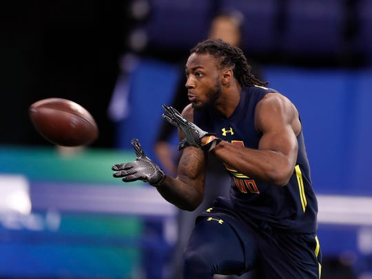Clemson's Mike Williams is a popular pick for the Bills at No. 10 in the first round by several mock draft authors.