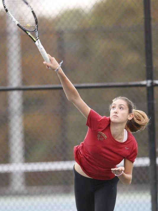 Girls Tennis Finals