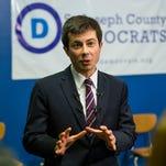 Indiana Democrat getting buzz in DNC race