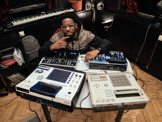 Detroit rapper, producer and DJNick Speed will be
