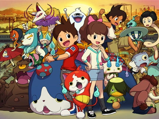 Various versions of Yo-Kai Watch 2 sold 5 million copies