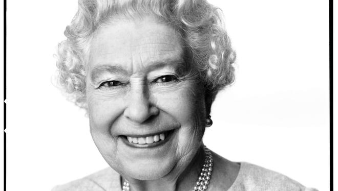 A new black-and-white portrait of Queen Elizabeth II by renowned British photographer David Bailey was released to mark her 88th birthday on Monday April 21. It was taken at Buckingham Palace in March to help promote tourism to Britain.