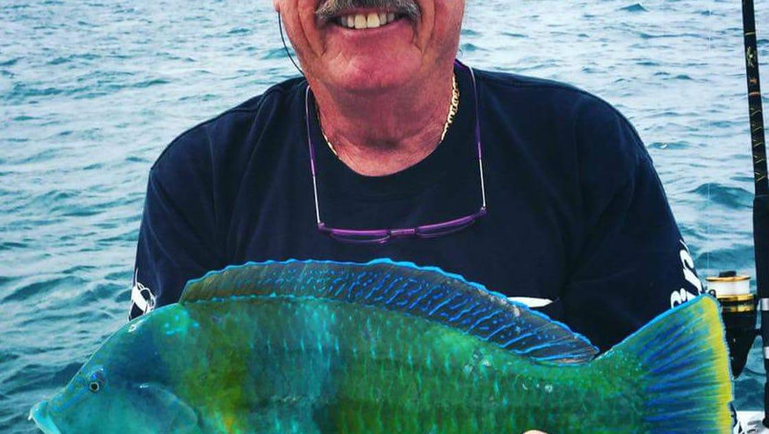 Treasure coast fishing report fishing in the rain for Usa fishing report