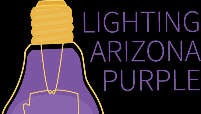 On Oct. 3, Governor Doug Ducey will light the Arizona State Capitol building purple in honor of Domestic Violence Awareness month.