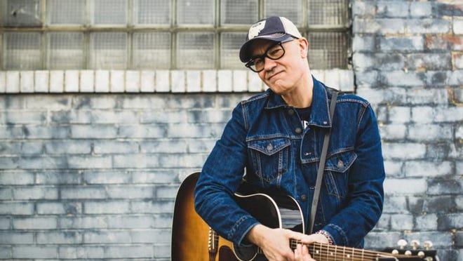 Singer/songwriter Marc Lee Shannon is on the bill for a drive-in concert in Akron's Kenmore neighborhood.