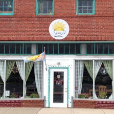 SunPerks Cafe is located in the Chesapeake East building on West Main Street in Salisbury.