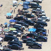 Here's where you can and can't drive and park on Delmarva beaches this summer
