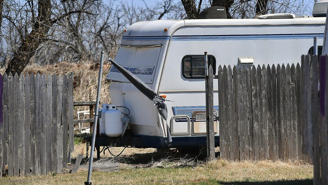 Wichita County Sheriff's deputies are investigating a badly decomposed body found in an RV trailer in the 8000 block of U.S. Highway 281 Sunday evening. An autopsy has been ordered to help identify the corpse.