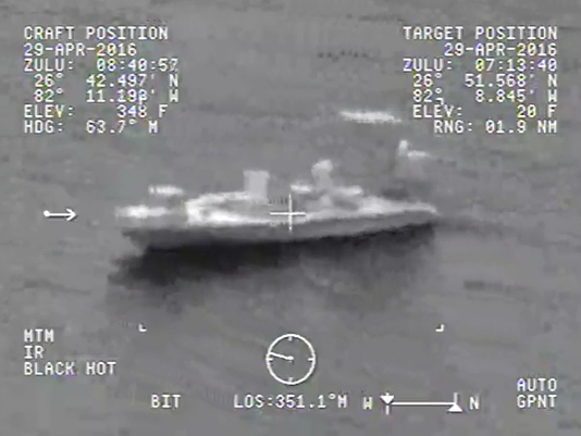 Charlotte County boat found without boater