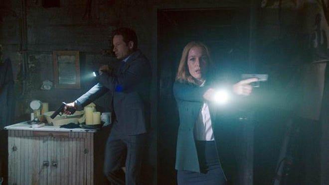 """The X-Files"" season-opener is at 7 p.m. Sunday on Fox"