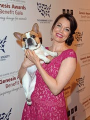 Bellamy Young uses her time and celebrity status to