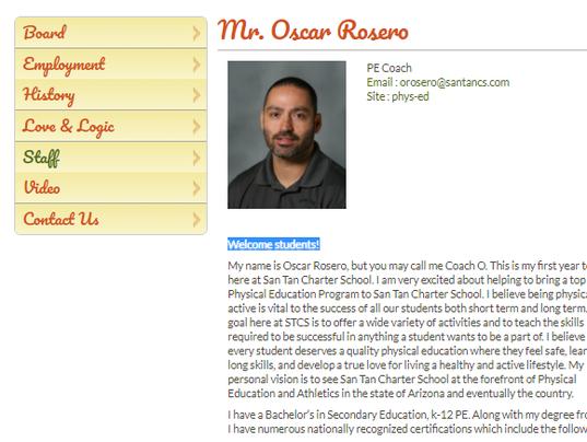 Oscar Rosero