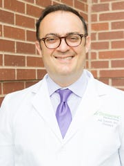 Urologist Dr. Ali Latefi of Tennova Medical Group.
