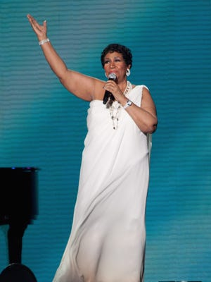 "Aretha Franklin is the first recipient of the Michiganian of the Year Lifetime Achievement Award. ""Aretha Franklin has had such an impact on the community over the years,"" said Rev. Robert Smith Jr., pastor, of New Bethel Baptist Church. ""Countless people have been given hope for life because of her singing, and the way her voice has made every guy and every girl feel like they could make it."""