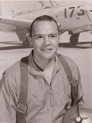 Tippecanoe County native Chuck Knochel, a Navy aviator, was shot down and killed in 1966 after a mission over North Vietnam. His family her and in Maryland still grieve his loss.
