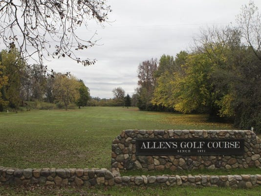 Allen's Golf Course