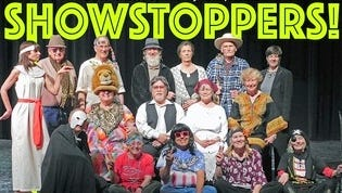 Showstoppers are ready to belt out Broadway songs May 6.