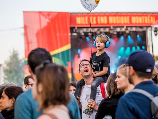 Music lovers of all ages will fall in love with Montréal's